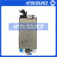 Original LCD front touch screen plate assembly for 5G