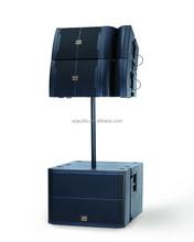 line array speaker box