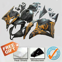 ABS plastic Injection 10 cbr600rr fairings