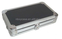 Aluminum Hard Carrying CD Case and Storage Boxes