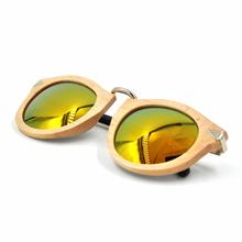 orange lens sunglasses round sunglasses with your logo