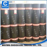 Torch applied APP modified bitumen waterproof membrane 3mm 4mm