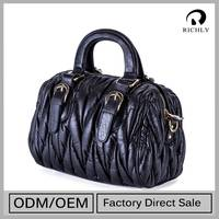Super Quality 2015 Latest Design Custom Leather Pictures And Leather Bag