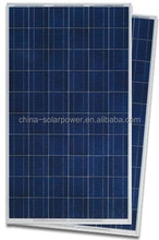 High performance 300 watt solar panel for big projects and power plant