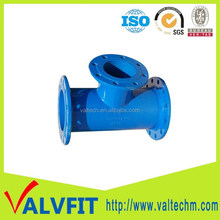 ISO2531 China Ductile iron pipe fittings