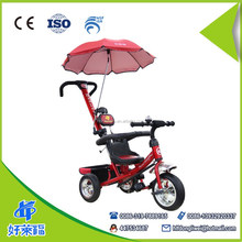 Fashionable and popular Front Wheel Pedal Baby Tricycle Three Wheel Bike Ride On Toy