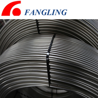 china supplier astm thin wall stainless steel seamless coiled tubes