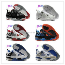 wholesale retro 4 china JD 4 men basketball shoes , cheap basketball shoes