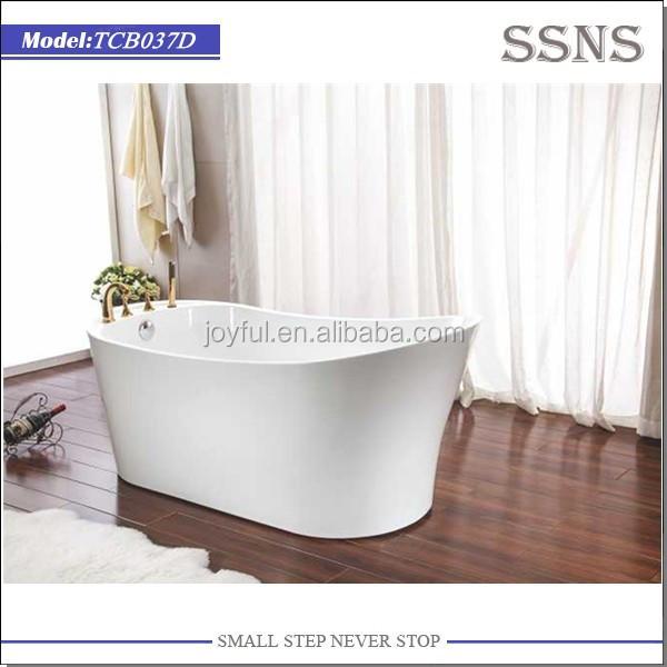 clear acrylic slipper bathtub tcb037d buy bathtub