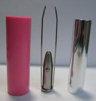 design tweezer led lighted tweezer with mirror