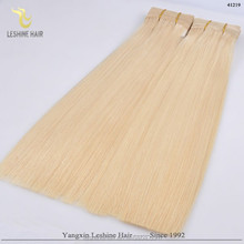 2015 Hot Selling Remy Full Cuticle No shedding No Tangle High Top Quality wholesale synthetic hair extensions