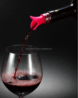 customized silicone wine bottle stopper
