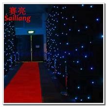 2015 LED star wall led decoration light for wedding LED star curtain,led decorative lights