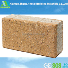 ZJT Resistant weathering water permeable paving tile slabs block for Canada