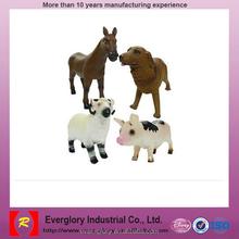 Hot selling pvc figure animal / wholesale pvc figure / OEM animal plastic toy