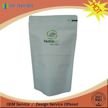 Hot Sale Manufacturer Resealable Food Packaging Plastic Laminated Pouch