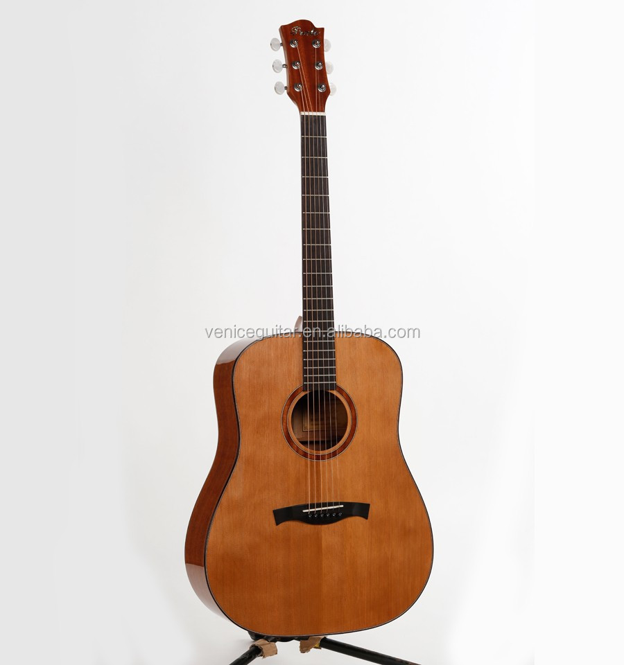 Guitar Acoustic Musical Instrument Online All Solid Guitar ...