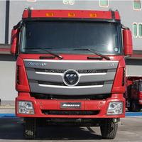 375HP Auman 6x4 Heavy Duty Dumper 45 ton foton dump truck