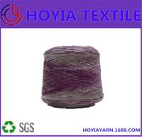 1/2.6NM 70% wool 30% nylon spray yarn,knitting spray facy yarn,air cover spray yarn