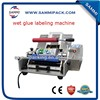 Packing solutions semi automatic label paper labeling machine