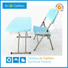 Hot sale lightweight small folding portable table and chair