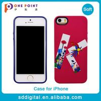for iphone 5S protective soft slim tpu phone case