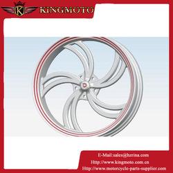 KINGMOTO20151019 Motorcycle Aluminum steel wheels rim for suzuki GN125 motorcycle
