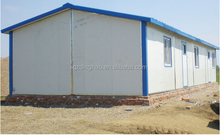 Guangzhou high quality steel structure prefab modular guest house