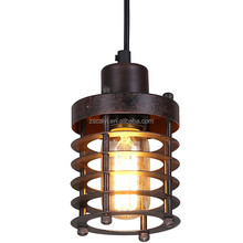 CE/RoHs American Style pendant hanging industrial vintage lamp