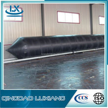Dia 1.5m x20m Floating Ship Salvage Rubber Airbag For Boat