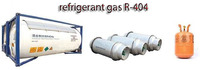 new 11.3kg/25lb cylinder refrigerant gas r404 for sale china