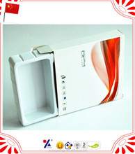 cell phone accessories packaging box wiht insert