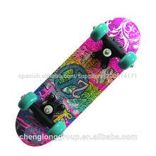 pequeños niños buen precio de arce chino skate completa
