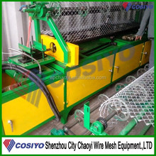 Best Price Chain Link Fence Roll Making Machine,Chain Link Roll Equipment