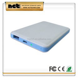 High-end new style mobile phone power bank 5000