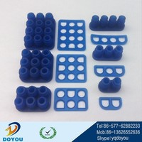 794270-1 794272-1 794274-1 794276-1 794278-1 794280-1 Hermetic tyco 63080 6.3mm pitch waterproof silicone seal and pad