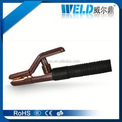 american type soldering tweezers, cheap price welding electrode holder, gouging torch gun holder