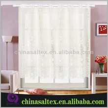Hot Sale Classic Style lace Fabric Window Curtain
