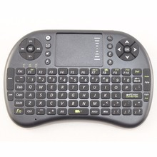 2015 top sale mini 2.4 GHz rechargeable wireless Keyboard and mouse for laptop computer