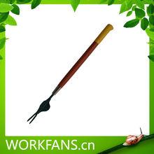profesional y conveniente de jardín herramientas de mano almohaza