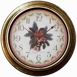 2015 New Hot Product Christmas Clocks