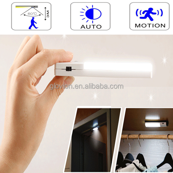 Elegant s for battery operated led sensor light 01 Awesome - Style Of motion detector lights indoor Amazing