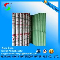 polypropylene fiber waterproof rolling materials