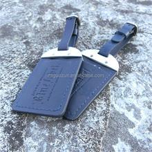 Professional Zinc Alloy Luggage tag/ Custom Metal Luggage Tag