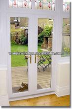 Hui Wanjia pvc double glazed casement french door