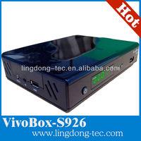 receptor receptores tv satelital satelitales ViVoBox ViVo Box S926 HD