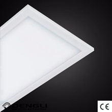 2400x450mm flat spring embeded slim led panel light for office library shopping mall indoor using