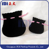High quality double-sided velvet bag Jewelry pouch Gourd-shaped