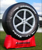 Best selling inflatable tire advertising
