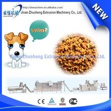 Large output promotional dog food facility with CE